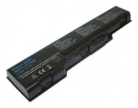 Аккумулятор TopON TOP-M1730H 11.1V 7200mAh для PN: 312-0680, HG307, WG317