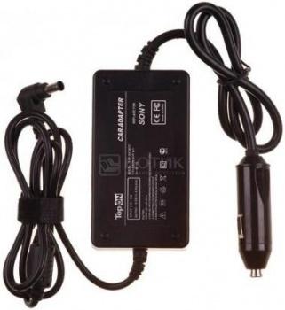 Автомобильное зарядное устройство TopON 90W, 19.5V, 4.7A для Sony Vaio 6.0x4.4мм TOP-SY06CC/PCGA-AC19V10