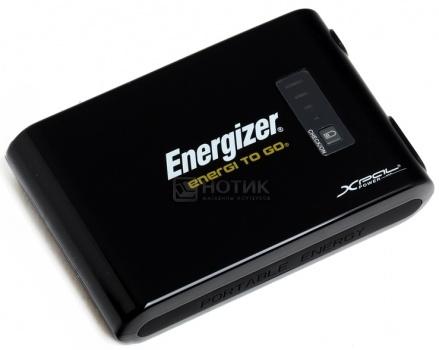 Внешний портативный аккумулятор Energizer MPS-EN-XP8000.A 8000мАч Черный НОТИК 4300.000