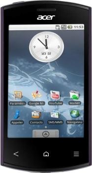 Смартфон Acer Liquid Express E320 Dark Burgundy XP.H7VEN.015