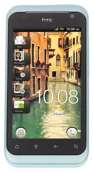 Смартфон HTC Rhyme light blue S510b