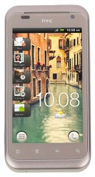 Смартфон HTC Rhyme Brown S510b