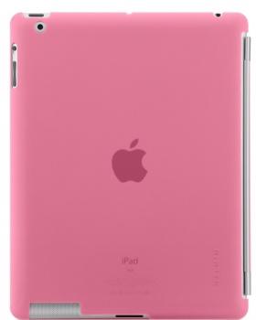 Чехол Belkin Snap Shield для Apple iPad 2 F8N631cwC03, Полиуретан, Розовый НОТИК 290.000