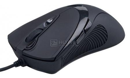 Мышь проводная A4Tech X-748K 3200dpi, Черный