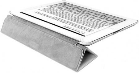 Кожаный чехол для iPad 2/ New iPad Jisoncase Smart Leather Case...