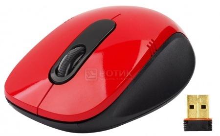 Мышь беспроводная A4Tech G7-630N-4 2000dpi, Красный/Черный НОТИК 700.000