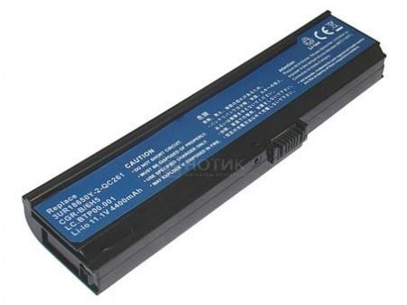 Аккумулятор TopON TOP-AC5570 11.1V 4800mAh для PN: BATEFL50L6C40 3UR18650Y-2-QC261 LC.BTP00.001