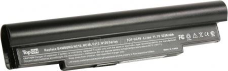 Аккумулятор TopON TOP-NC10 11.1V 5200mAh для PN: AA-PB6NC6W AA-PB8NC6B AA-PL8NC6B AA-PL8NC6W AA-PB8NC6M - TopONTopON<br>Аккумулятор TopON TOP-NC10 11.1V 5200mAh для PN: AA-PB6NC6W AA-PB8NC6B AA-PL8NC6B AA-PL8NC6W AA-PB8NC6M<br>