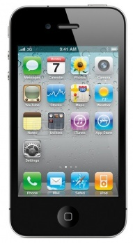 Смартфон Apple iPhone 4s 16Gb Black MD235FD/A