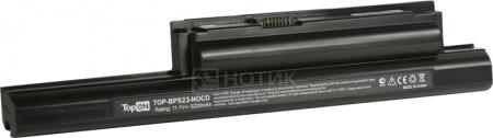 Аккумулятор TopON TOP-BPS22-NOCD 11,1V 4400mAh PN: VGP-BPS22A VGP-BPL22