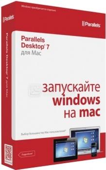 Программный продукт Parallels Desktop 7 for Mac RU PDFM7XL-BX1-RU + кабель от Нотик
