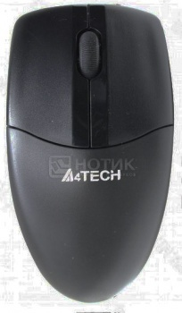 Мышь беспроводная A4Tech G3-220N-1 1000dpi, Черный