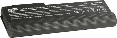 Аккумулятор TopON TOP-ARJ1H 11.1V 6600mAh для Acer PN: BTP-AMJ1 BTP-ARJ1 BTP-ANJ1 BTP-AOJ1 BTP-AQJ1