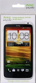 Защитная пленка HTC One X SP P730 2 шт. НОТИК 400.000