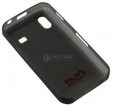 Чехол на крышку Clever Ultralight Cover для Samsung S5830 Поликарбонат, Черный