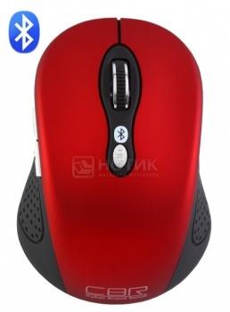 Мышь беспроводная CBR CM 530Bt Bluetooth 1600dpi, Красный НОТИК 690.000