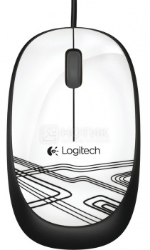 ���� ��������� Logitech M105 910-003117, 1000dpi, �����