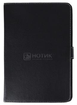 Чехол 10 IT Baggage для планшета ITUNI10-1, Искусственная кожа, Черный