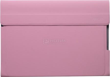 "Чехол 10.1"" для планшета Asus EeePAD TF201 TF300 TF700 Transleeve Dual 90-XB2UOKSL000F0 Полиуретан, Розовый"