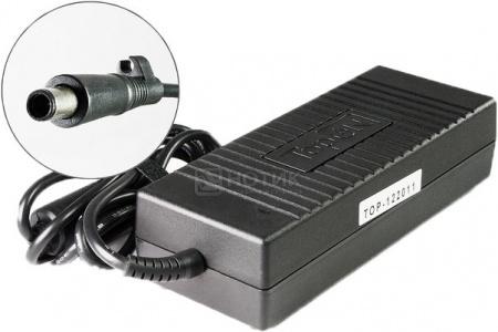 Адаптер питания TopON TOP-HP10 18.5V -> 6.5A для HP Compaq 6710b NX6320 Pavilion dm4 dv6 dv7 dv8 8710p 8710w nw9440 (7.4x5.0mm с иглой) 120W