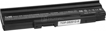 Аккумулятор TopON TOP-5635ZG 11.1V 4800mAh для ACER Extensa 5235 5635Z 5635ZG eMachines E528 PN: LX.EE50X.050 AS09C31 AS09C71 AS09C75