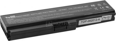 Аккумулятор TopON TOP-PA3817 10.8V 4800mAh для Toshiba Satellite A660 A665 C600 C645 C650 C655 C660 L515 L537 L630 L635 L640 L650 L670 L700 L770 P750TopON<br>Аккумулятор TopON TOP-PA3817 10.8V 4800mAh для Toshiba Satellite A660 A665 C600 C645 C650 C655 C660 L515 L537 L630 L635 L640 L650 L670 L700 L770 P750<br>
