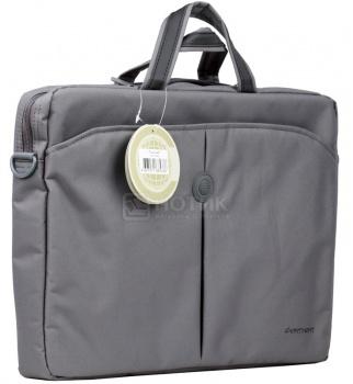 сумка-15-continent-cc-01-нейлон-серый