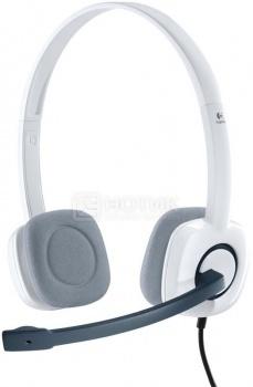 Гарнитура Logitech Headset H150 981-000350, Белый