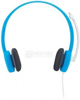 Гарнитура Logitech Headset H150 981-000368, Синий