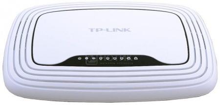 Маршрутизатор TP-Link TL-WR841ND 802.11n до 300Мб/с, Белый от Нотик