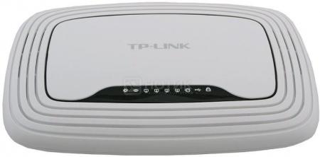 Маршрутизатор TP-Link TL-WR842ND 802.11n до 300Мб/с, Белый