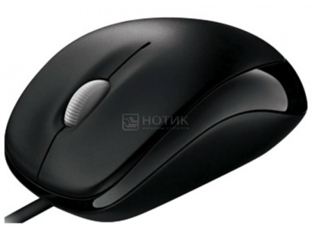 ���� ��������� Microsoft Compact Optical Mouse 500 4HH-00002 800dpi, ������
