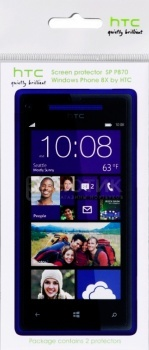 Защитная пленка HTC Desire WP8X P870 2 шт НОТИК 300.000