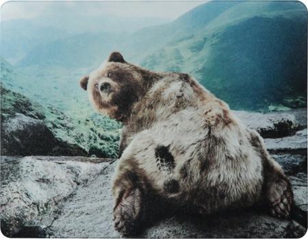 Коврик для мыши Cross PAD CPA 019 Медведь от Нотик