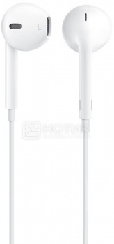 Гарнитура Apple EarPods MD827ZM/A Белый НОТИК 1390.000