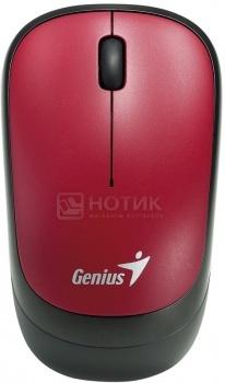 Мышь беспроводная Genius Traveler 6000, 1200dpi, Красный НОТИК 490.000