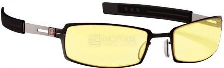 Очки компьютерные Gunnar Оptiks PPK onyx/mercury (PPK-03001) Черный/Серебристый НОТИК 3790.000