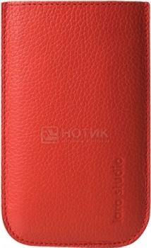 Чехол для iPhone 5 Laro Studio Clark case Кожа, Красный НОТИК 390.000