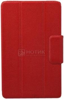 """Чехол для 7"""" IT Baggage для Asus Nexus 7 ITASNX703-3, Искусственная кожа, Красный НОТИК 900.000"""