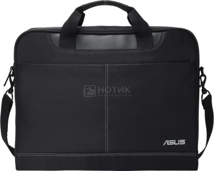 "Сумка 16"" Asus Nereus Carry Bag 90-XB4000BA00010 Полиэстер, Черный"