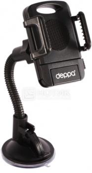 Автомобильный держатель Crab 1 Deppa гибкая штанга, Черный 55101 НОТИК 350.000
