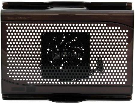 """Подставка для ноутбука 15"""" Cooler Master NotePal U-Lite (R9-NBC-ULTK-GP) Черный НОТИК 850.000"""