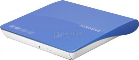 Привод DVD+/-RW Samsung SE-208DB/TSLS slim ext RTL Синий НОТИК 1650.000