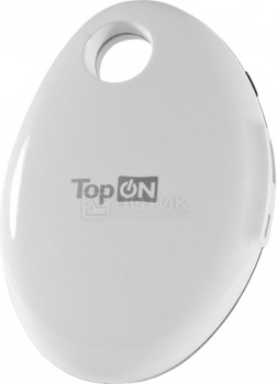 Внешний аккумулятор TopON TOP-MIX/W для смартфонов, цифровой техники, iPhone на 4400mAh, 16Wh Белый