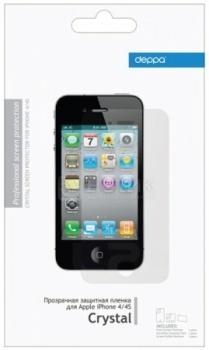 Защитная пленка для Apple iPhone 5 Deppa, Прозрачная 61201 от Нотик