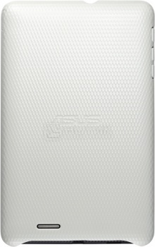 Чехол для ME172 Asus 90-XB3TOKSL001F0 Spectrum Cover and Screen Protector, Поликарбонат, Белый от Нотик