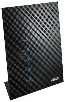 Маршрутизатор Asus RT-N14U беспроводной с интерфейсом до 300 Мбит/с ЧерныйASUS<br>Маршрутизатор Asus RT-N14U беспроводной с интерфейсом до 300 Мбит/с Черный<br>