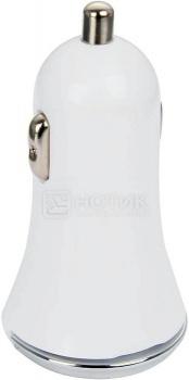 Автомобильное зарядное устройство Deppa 11205 для iPhone, iPad, iPod Apple с разъемом 30-pin, Белый