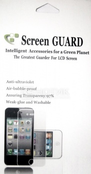 Защитная плёнка для Samsung N7000 Galaxy Note Screen Guard прозрачная НОТИК 230.000