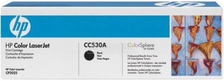 Картридж HP 304A для LJ CP2025 CM2320 черный 3500стр CC530A